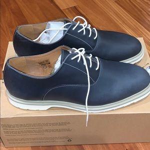Dr. Martens Shoes - 💙HP💙 NIB Dr Martens Bronson in navy bonita